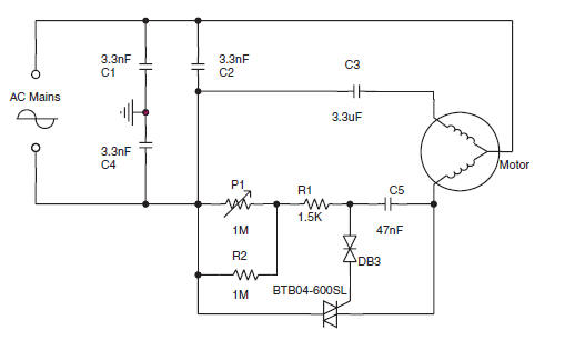 ac motor control circuit ac motor kit picture ac motor control circuit5