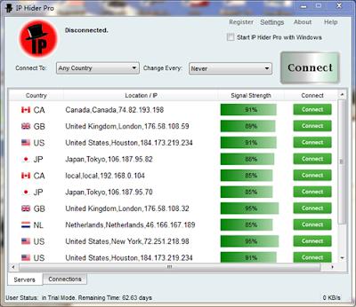 IP Hider Pro 5.4.0.1 Full Version