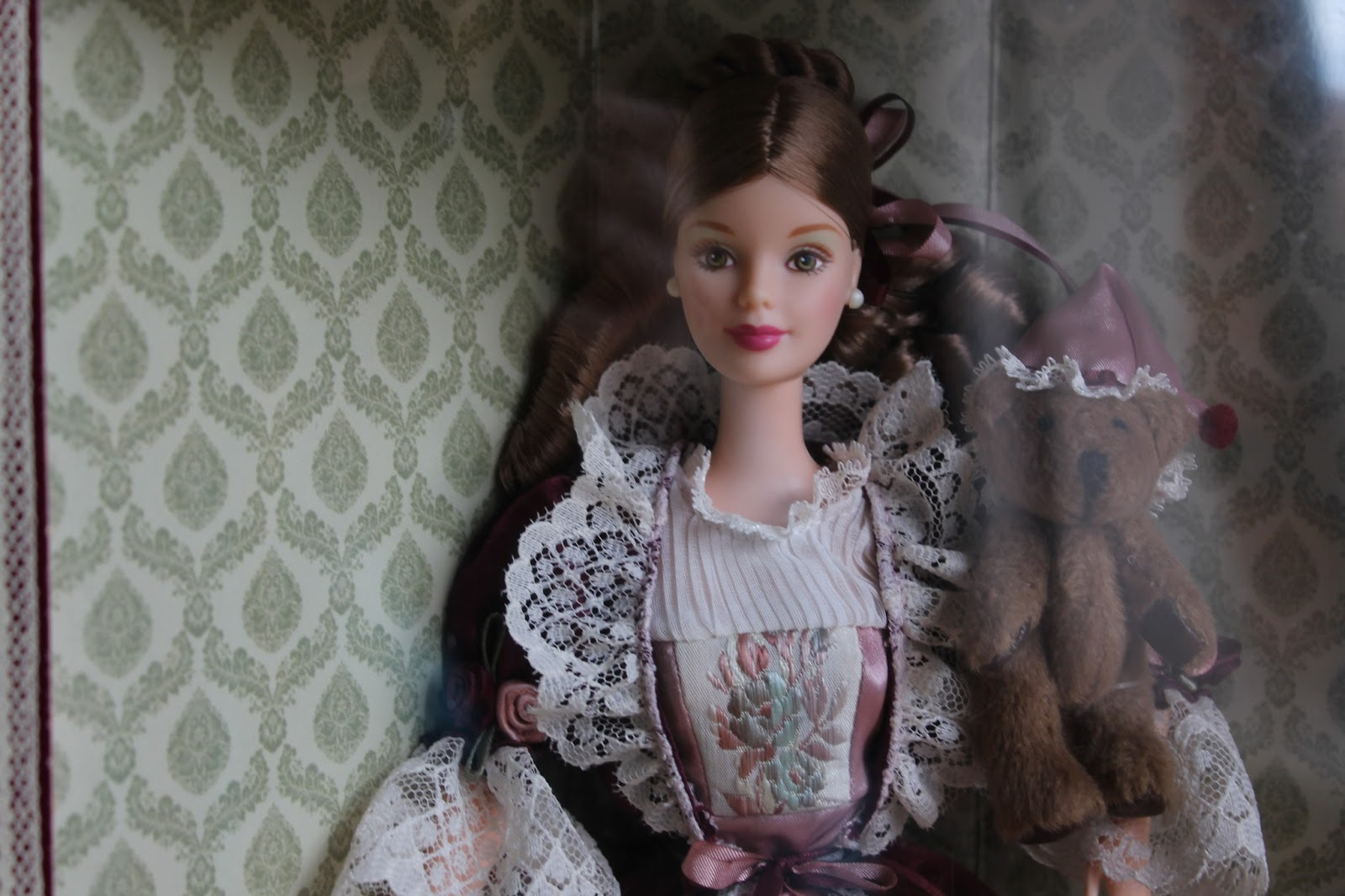 victorian-barbie-with-cedric-bear