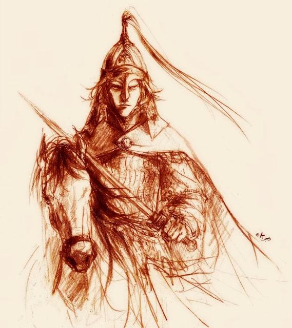 Kaliparvati - Wojtyla el guerrero eslavo