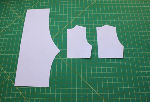 Как сделать нижнее белье для куклы фото 433