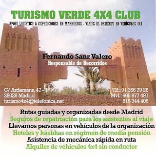 Turismo Verde 4x4