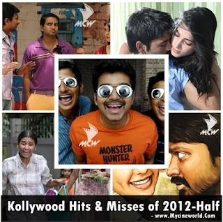 hits misses 2012 Half Kollywood hits & misses of 2012 Half