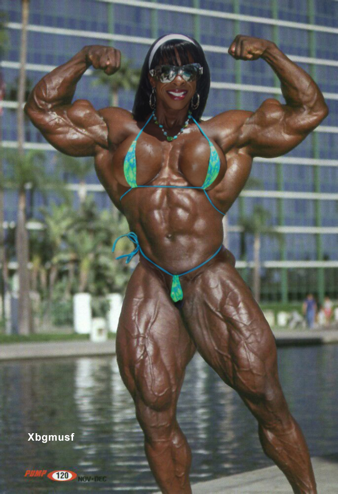 Latest 2011 Best Female Bodybuilder Images/Female