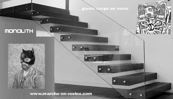 renovation de son escalier en bois ou en beton brut habillage escalier r nover son escalier. Black Bedroom Furniture Sets. Home Design Ideas