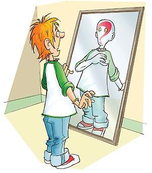Ser adolescente hoy b squeda de indentidad taringa for Espejo unidireccional psicologia