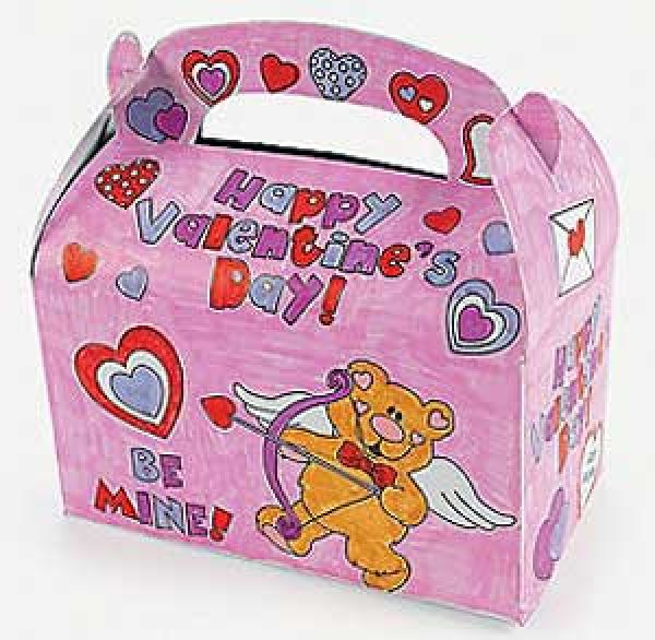 Boys valentines day boxes making valentine boxes susiej - Valentines day boxes for kids ...