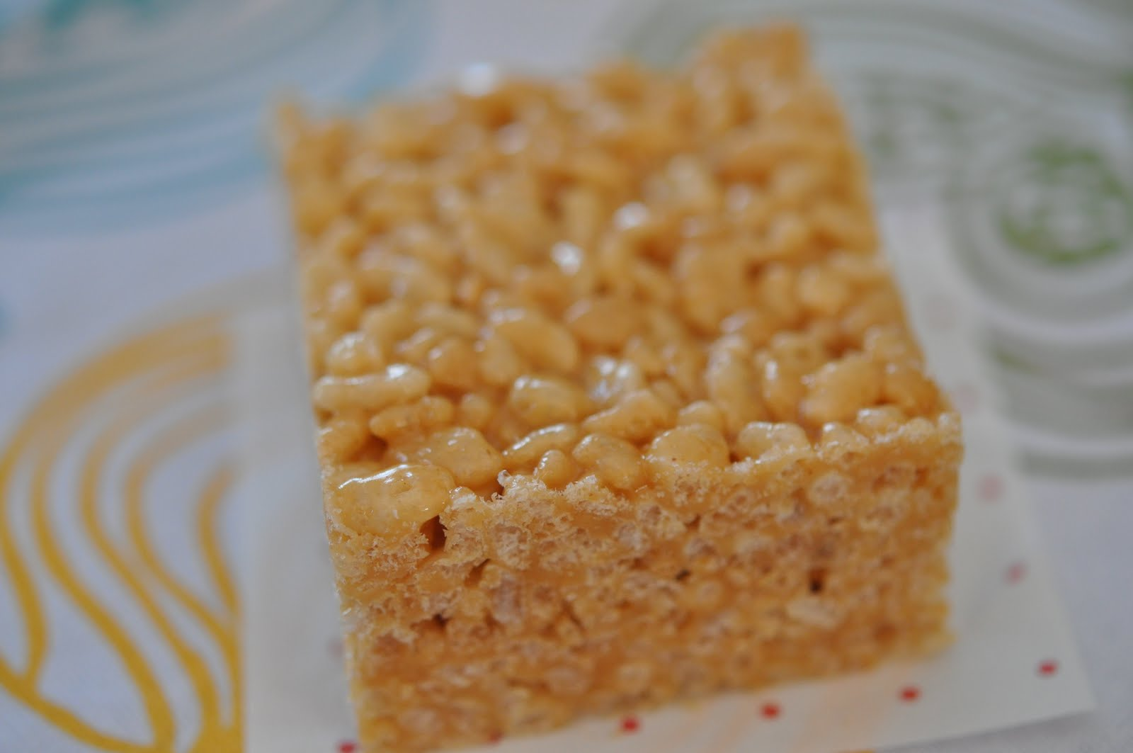 ... -spoon of sugar: Brown Butter - Salted Caramel - Rice Krispie Treats