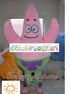 Badut Patrick