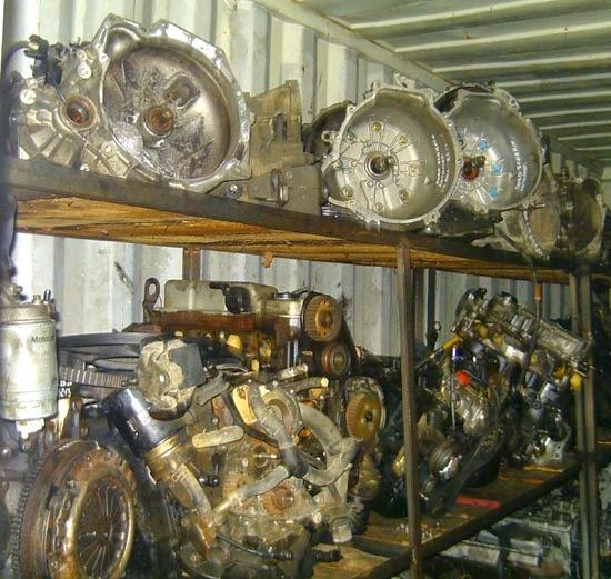 продаем двигатели б/у и КПП