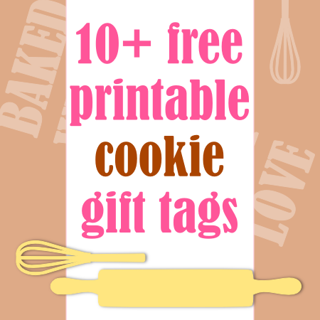Free printable baked goods gift tags ausdruckbare geschenkkrtchen free printable baked goods gift tags ausdruckbare geschenkkrtchen round up negle Images