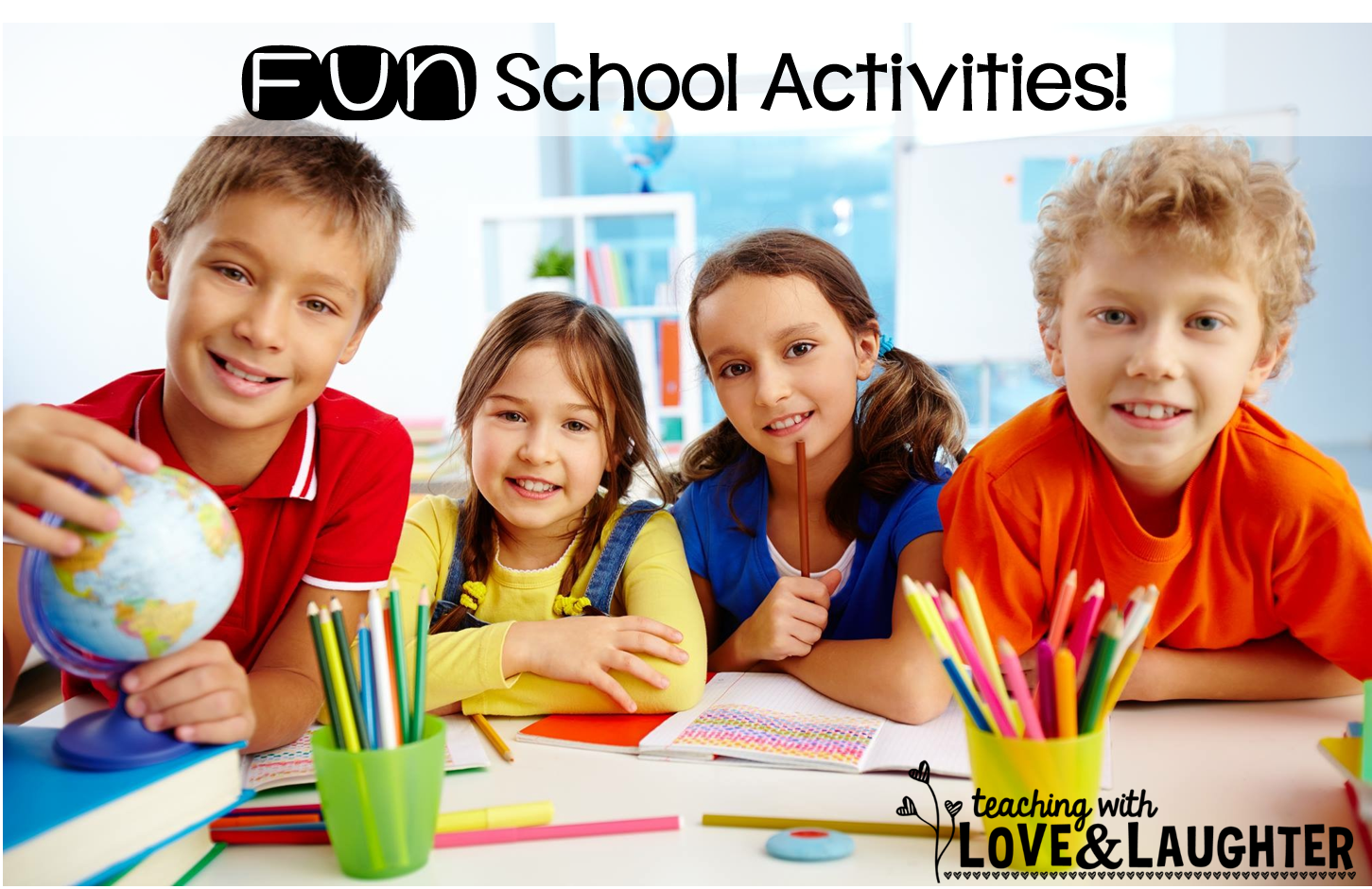 Elementary Classroom Ideas ~ Class activity for elementary school lesson plan