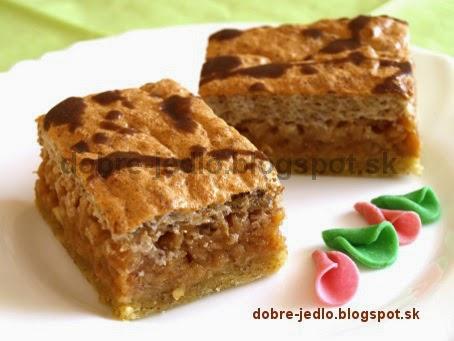 Jablkovo-orechový krémeš - recepty
