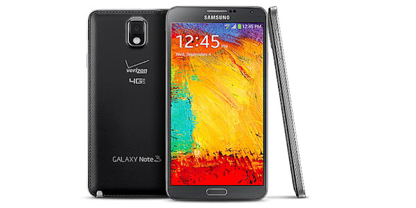 Samsung Galaxy Note 3 for Verizon receives Android 5.0 Lollipop