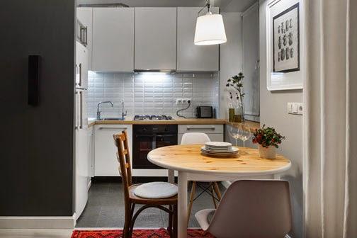 desain dapur minimalis ukuran 3x3