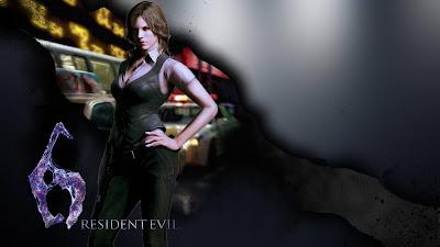 Helena Resident Evil 6 Wallpaper