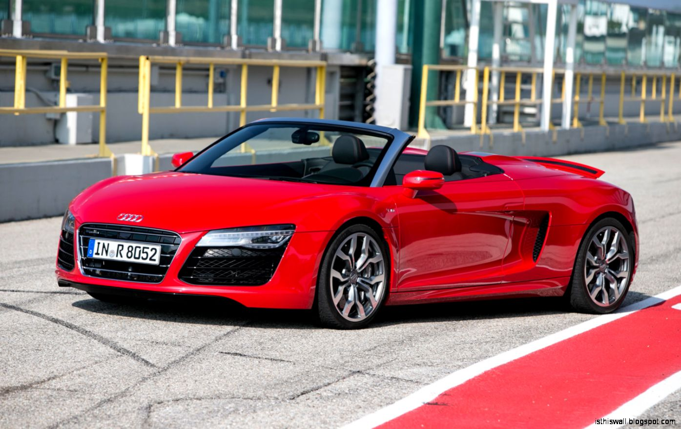 2014 Audi R8 Photos Informations Articles