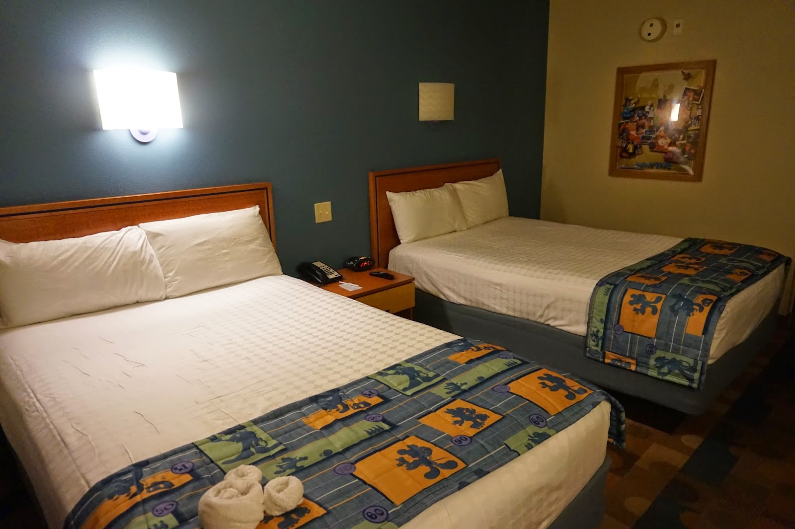 Cosmos mariners destination unknown search results for pop century mickey towels characters on the bedding and collages on the walls pop centurys fun rooms publicscrutiny Images
