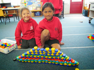 Stacking Bottle Tops