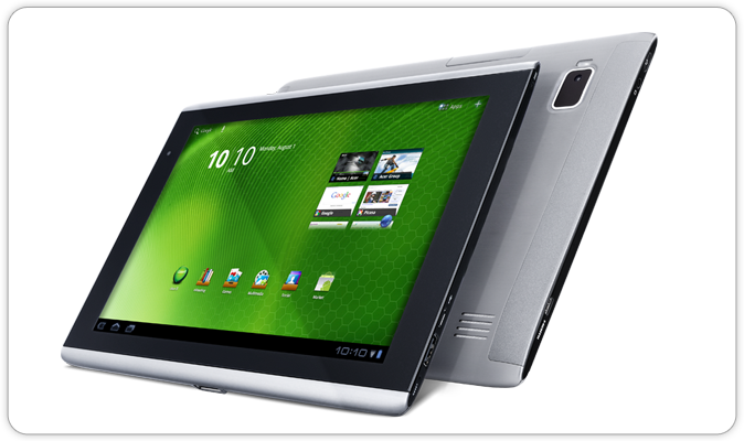 Acer iconia tab a500 recovery mode - f8