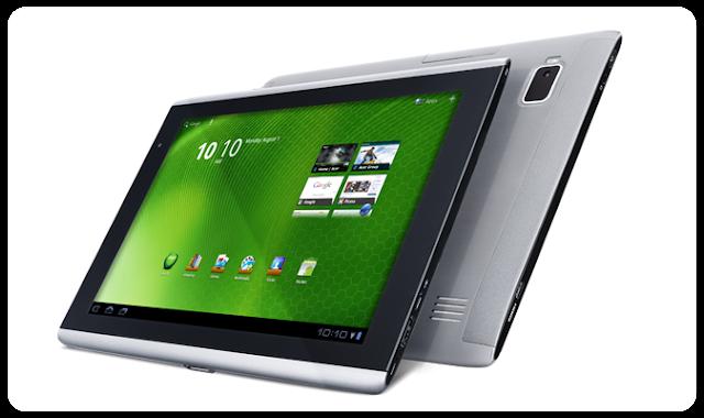 Acer Iconia Tab A500 Spesifikasi Harga