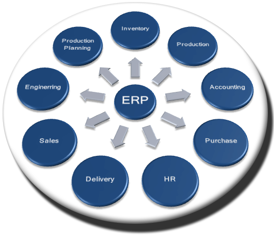 ERP system usage and benefit pdf   Enterprise Resource Planning