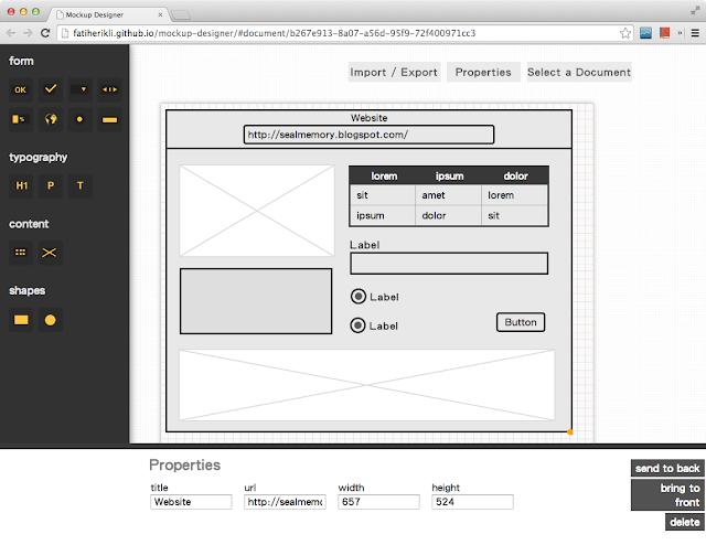 Mockup Designer