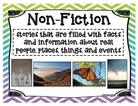 fiction or non fiction