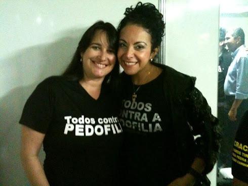 Marta Lança e Cristina Mel