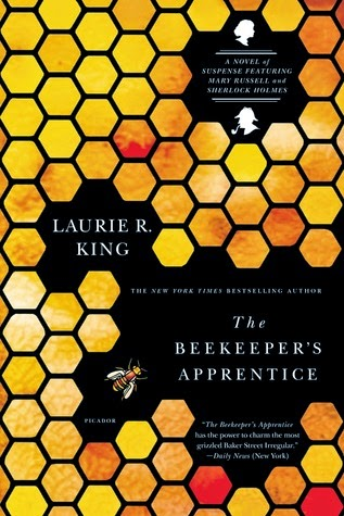 The Beekeeper's Apprentice by Laurie King