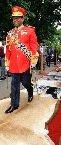 King Goodwill Zwelithini kaBhekuzulu by GovernmentZA