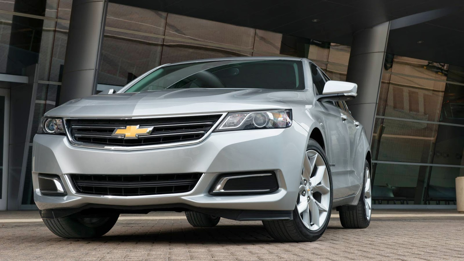 2015 Chevy Impala Standard Stop/Start Technology