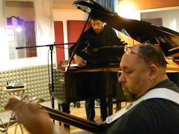 el Dani Maza y Pedro Bragan
