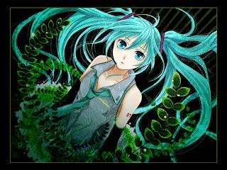10 Karakter Anime Perempuan Paling Cantik