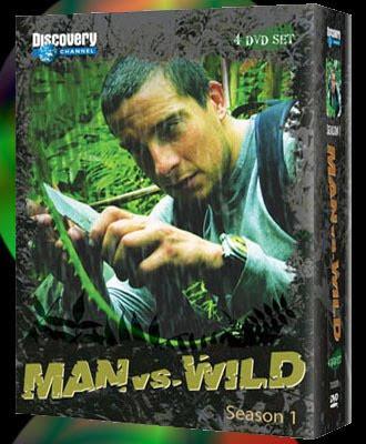AProvaDeTudo Download – À Prova de Tudo (Man Vs Wild) 2ª Temporada AVI Legendado