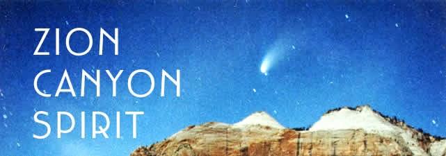 ZION CANYON SPIRIT