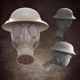 Secret Weapon Mascaras Antigas
