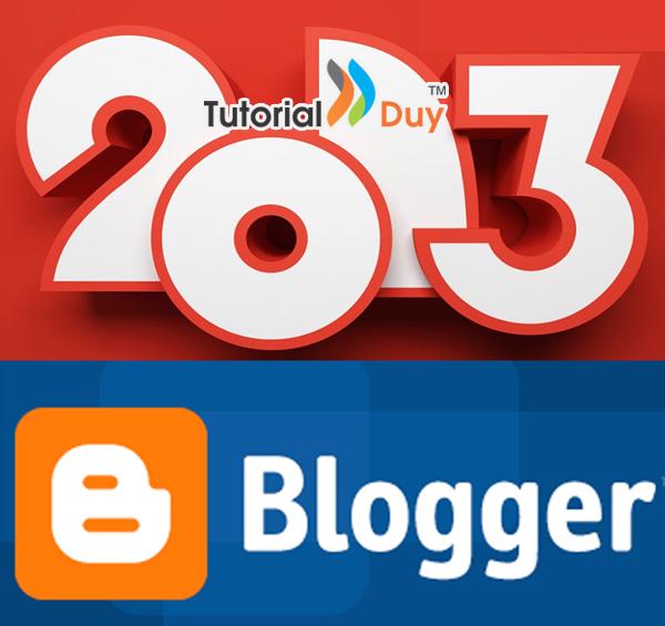 Blogger Templates 2013