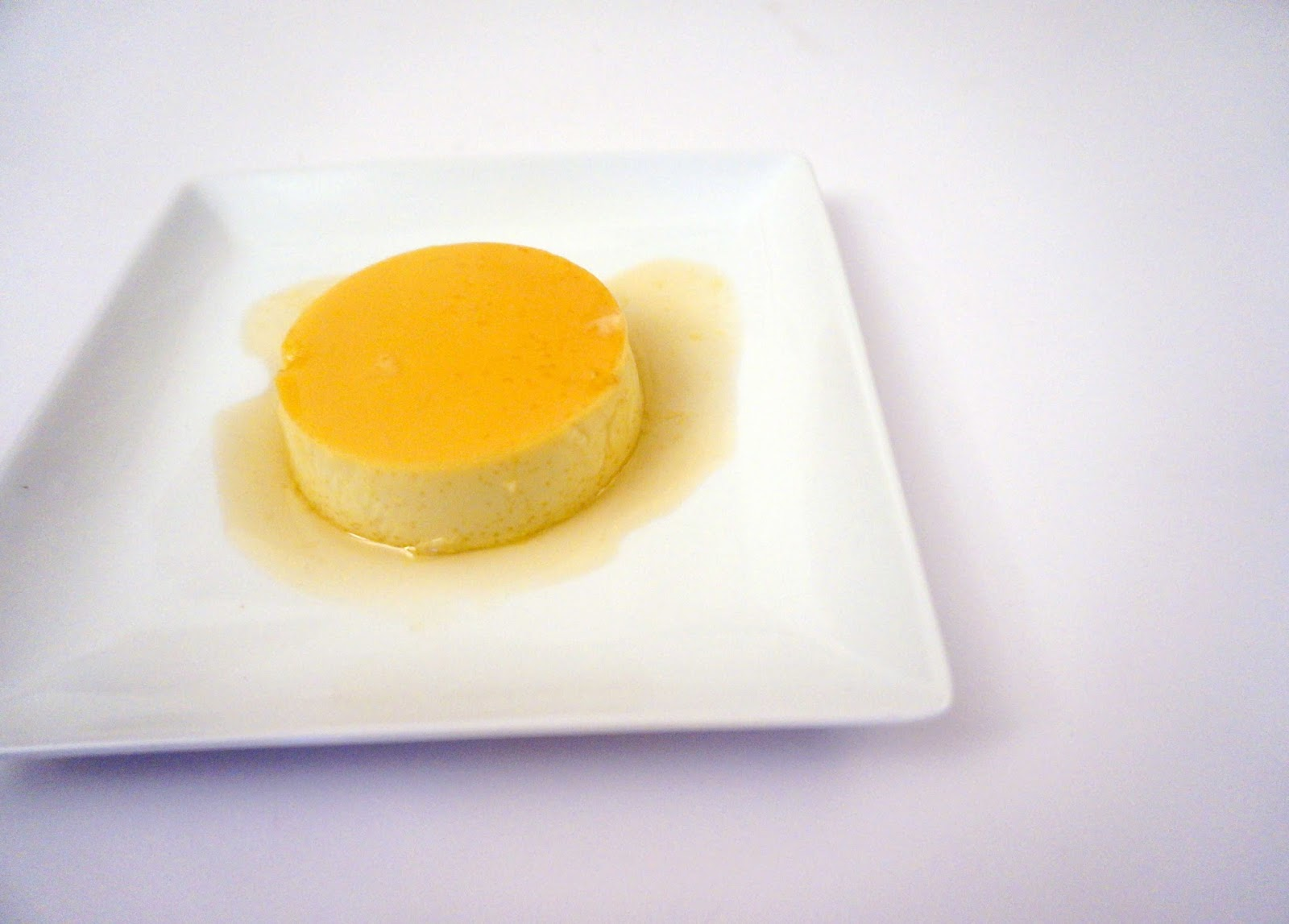 creme caramel meg-made