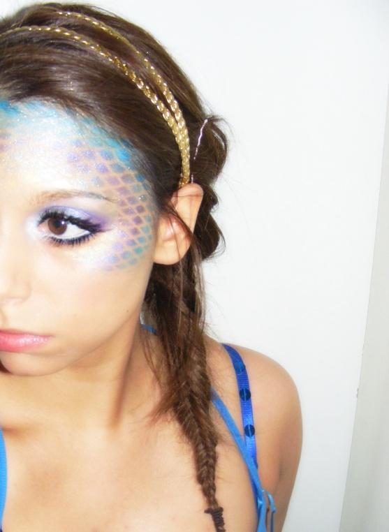 halloween-mermaid-makeup
