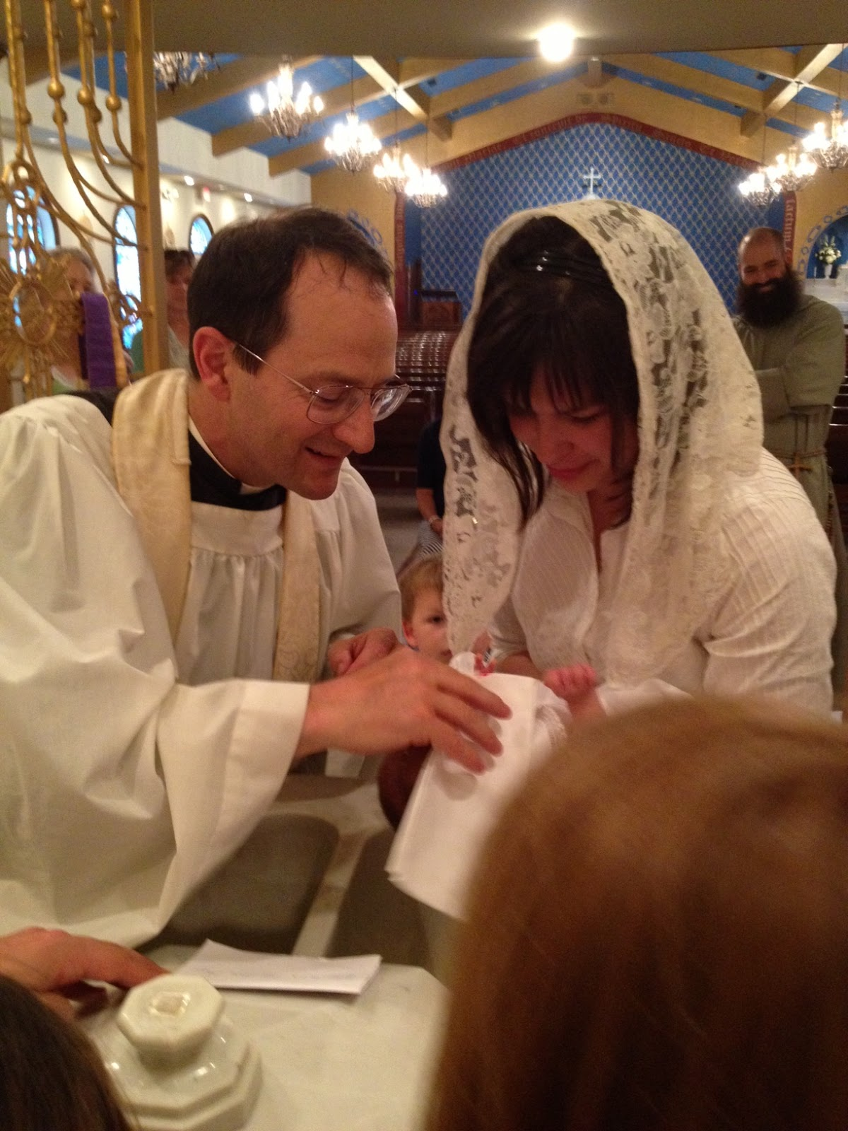 Exorcism satan and the baptismal liturgy outside the gates every time i watch a baptism especially the baptisms of my own children i cannot help but be so grateful to god he led us to become catholic biocorpaavc Choice Image