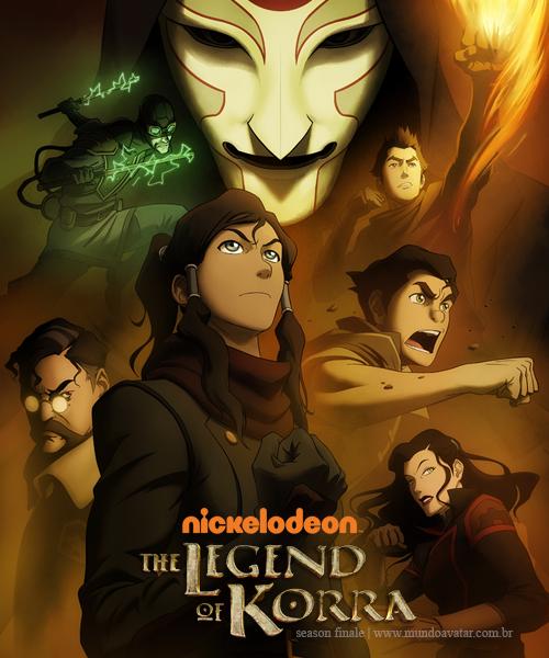 Avatar – A Lenda de Korra – Livro 1 Episódio 12 Dublado