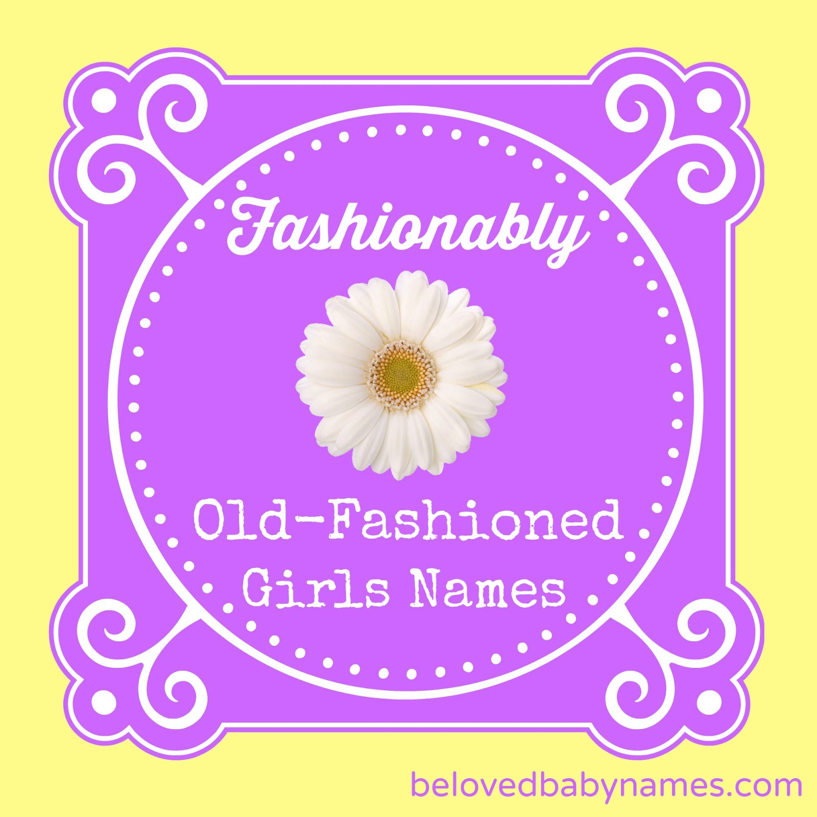 Old-fashioned girls names sex images 29