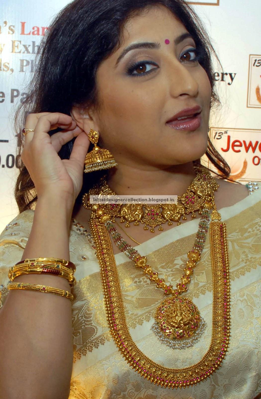 Malabar gold jewellery designs dubai -  Malabar Gold Models Latest Indian Clothing And Jewellery Designs