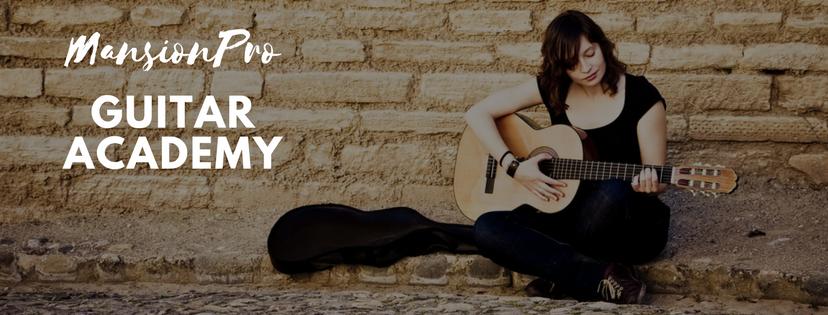 MansionPro Guitar Academy Pekanbaru