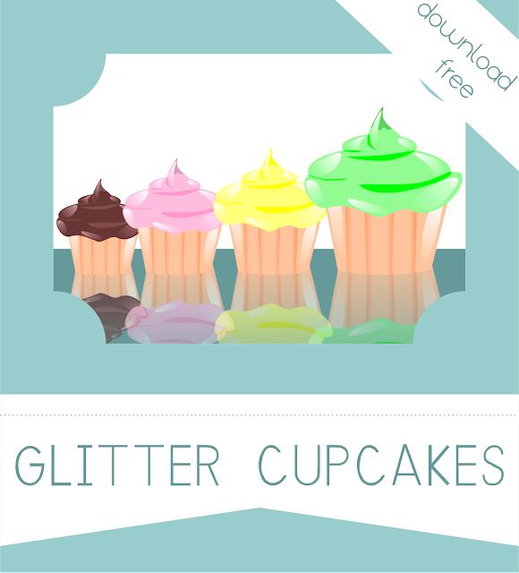 Cliparts de Cupcakes