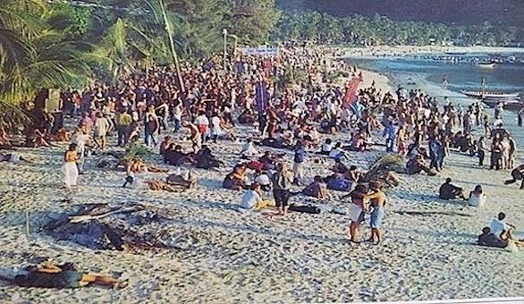 Full Moon Party 1994