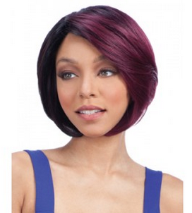 Equal Synthetic 3 Way Part Front Lace Wig Glory [DC]