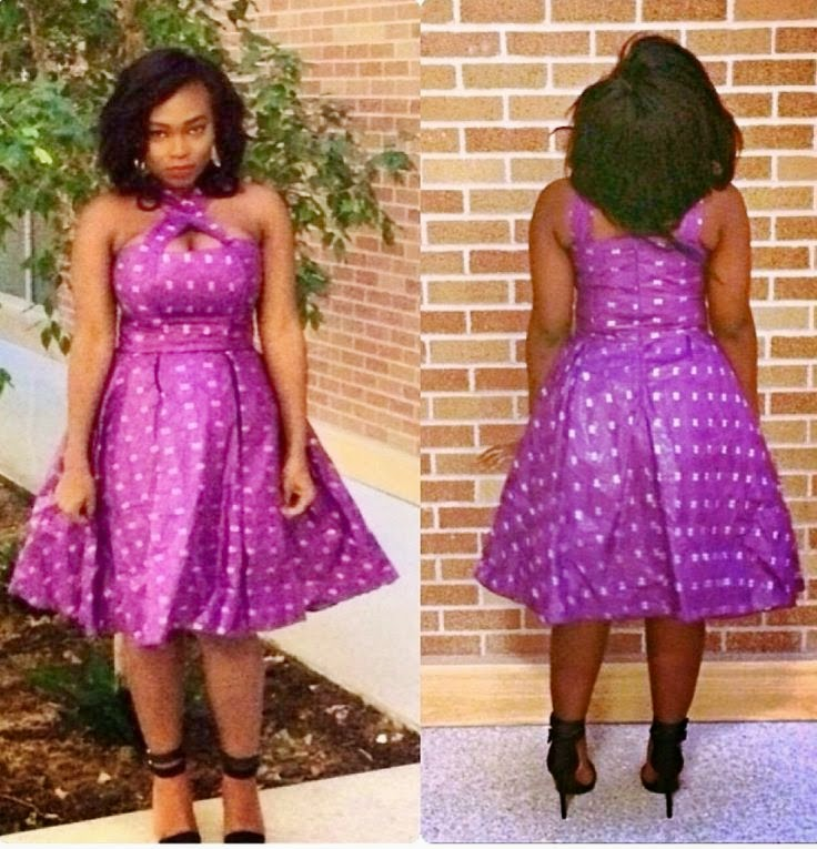 Tanzania Kitenge Fashion Dresses