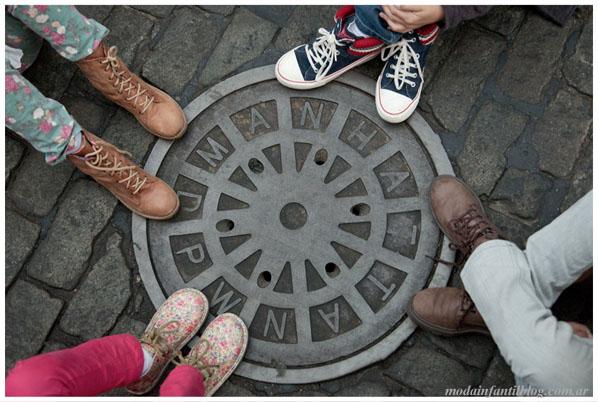 calzados infantiles invierno 2013 Mimo